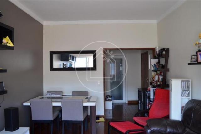 Apartamento à venda com 2 dormitórios em Cosme velho, Rio de janeiro cod:885806 - Foto 2