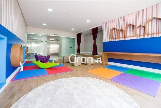 Apartamento com 3 dormitórios à venda, 95 m² por R$ 524.000,00 - Setor Bueno - Goiânia/GO - Foto 10