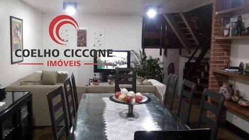 Casa à venda com 3 dormitórios em Nova petrópolis, São bernardo do campo cod:863
