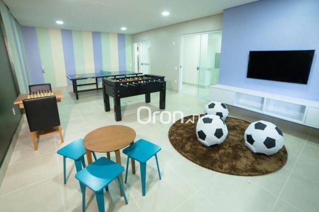 Apartamento com 3 dormitórios à venda, 95 m² por R$ 524.000,00 - Setor Bueno - Goiânia/GO - Foto 16