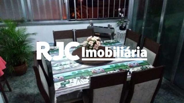 Cobertura à venda com 3 dormitórios em Tijuca, Rio de janeiro cod:MBCO30051 - Foto 9