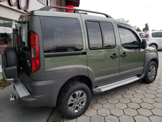 DOBLÒ 2013/2013 1.8 MPI ADVENTURE 16V FLEX 4P MANUAL - Foto 7
