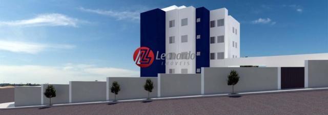 Lançamento Apartamento 2 Quartos no Caiçara - Foto 3