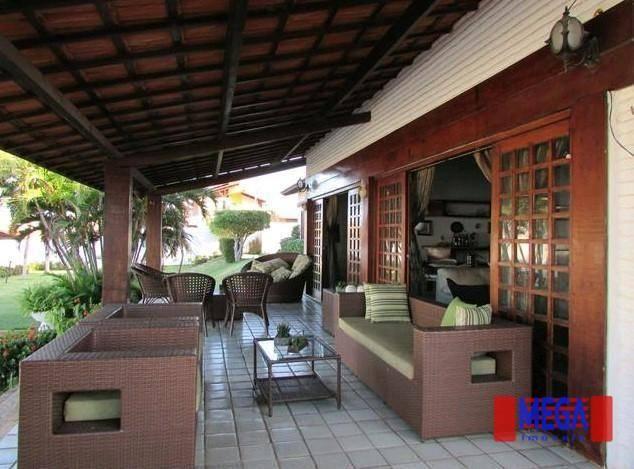 Casa com 4 dormitórios para alugar por R$ 7.000,00/mês - Porto das Dunas - Aquiraz/CE - Foto 11
