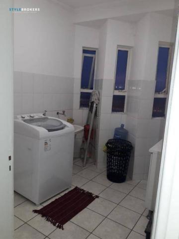 Apartamento no Edifício Caribe com 4 dormitórios à venda, 170 m² por R$ 320.000 - Baú - Cu - Foto 7