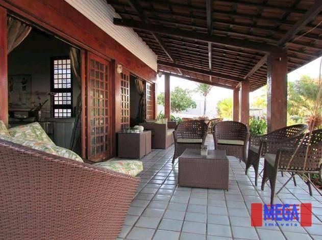 Casa com 4 dormitórios para alugar por R$ 7.000,00/mês - Porto das Dunas - Aquiraz/CE - Foto 12
