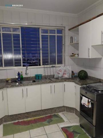 Apartamento no Edifício Caribe com 4 dormitórios à venda, 170 m² por R$ 320.000 - Baú - Cu - Foto 6