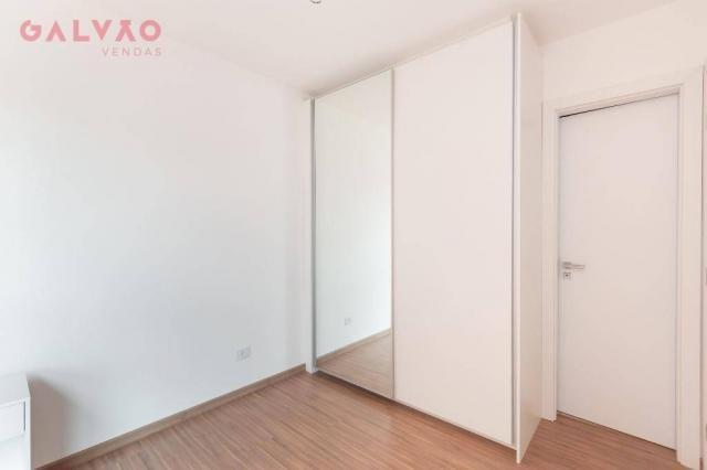 Apartamento com 1 dormitório à venda, 33 m² por R$ 238.156,90 - Centro - Curitiba/PR - Foto 11