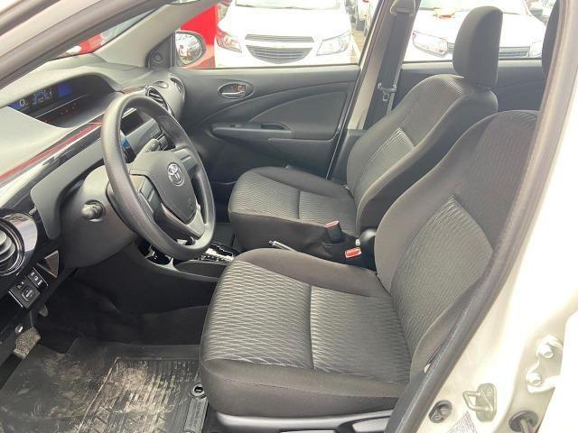 Etios Sedan X 1.5 2018 IPVA + Transferência Grátis! - Foto 10