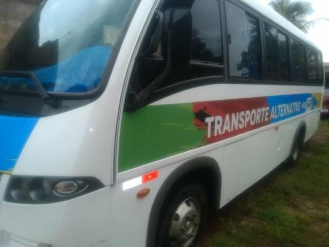 Micro ônibus Volares V8 - Foto 5