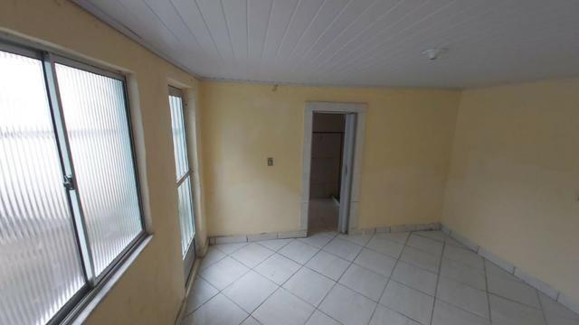 Casa de Vila Térrea 1 Qto c/Quintal em Cascadura - Foto 3
