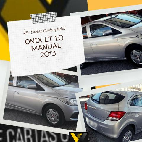 Ônix Lt Manual 1.0 13/13 Não Consultamos Score