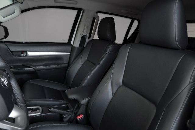 Toyota Hilux 2.8 SRV 2016 Blindado Branco Automático Completo - Foto 5
