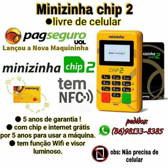 Máquinas de cartão Chip 2 - Foto 4