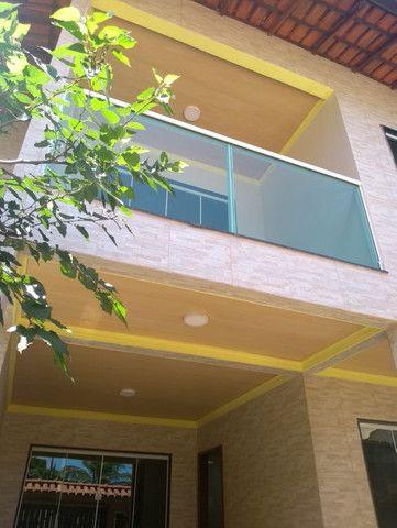 Casa duplex nova ponta da fruta recém construída - Foto 11