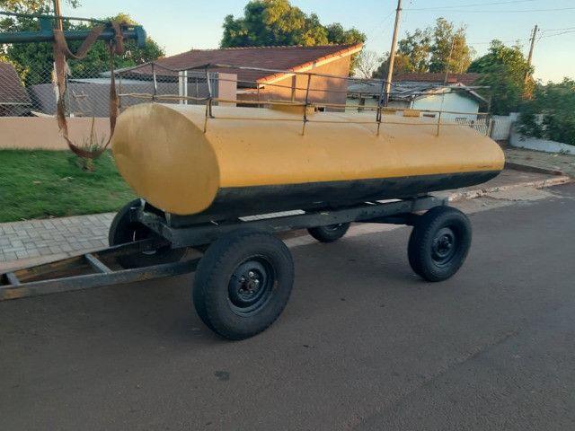 Tanque de agua 4 mil litros - Foto 3