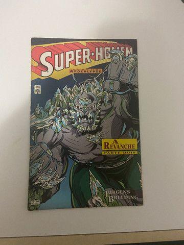 HQs Super-Homem versus apocalypse A Revanche (completo) - Foto 3