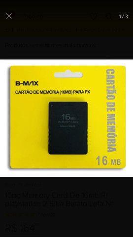 Memory card ps2 - Foto 2