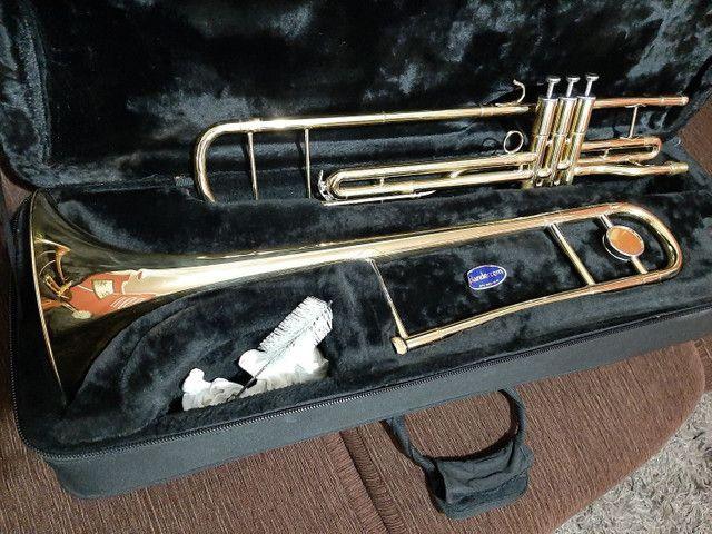 Trombone em Dó - Foto 3