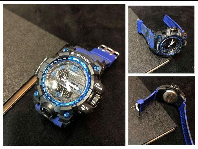 G-Shock Mudmaster Camuflado - Foto 4
