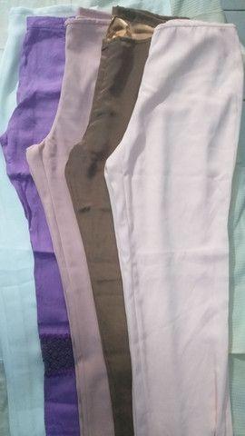 Calça de tecido - Foto 2