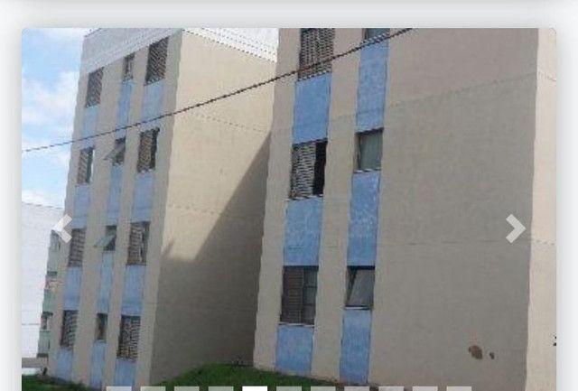 Apartamento no Jd Paraiso Araucária Botucatu SP - Foto 6