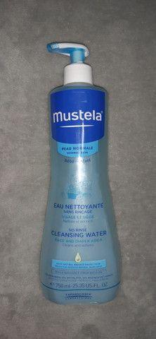 Agua de limpeza <br>Sistema bebê sem enxágue  750 ml