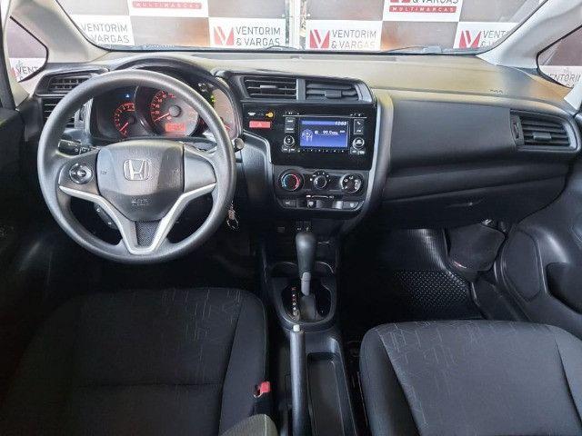 Honda/Fit EX 1.5 Preto 2014/2015 super conservado - Foto 5