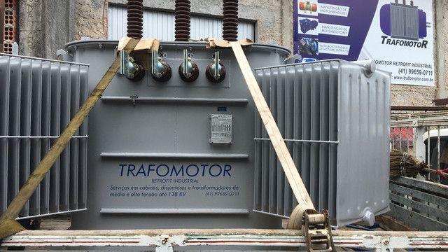 Transformador 1000 kVA 380/220