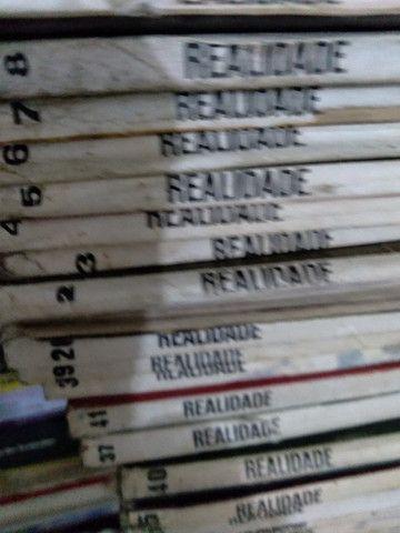Varia edições da revista realidade - Foto 2