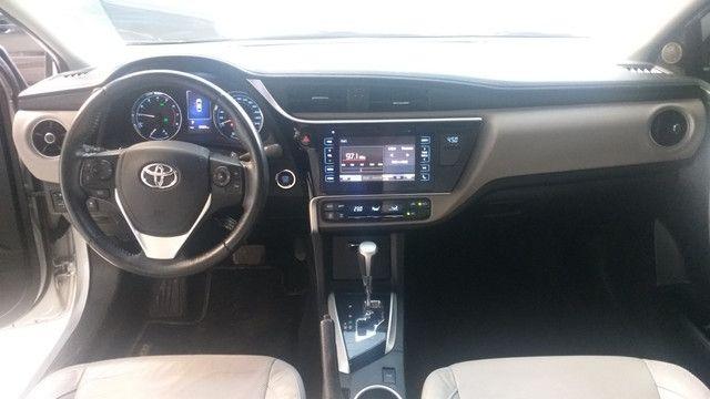 Corola xei 2.0 aut cvt ano 2018 - Foto 3