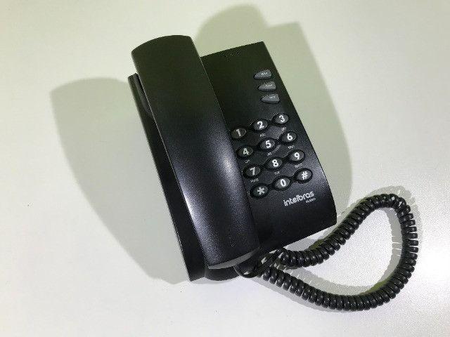 Telefone com fio Intelbras Pleno - Foto 3