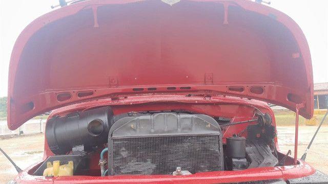 Mb 1313 1977/1984 , turbo, hidraulico , graneleiro!!!! - Foto 17