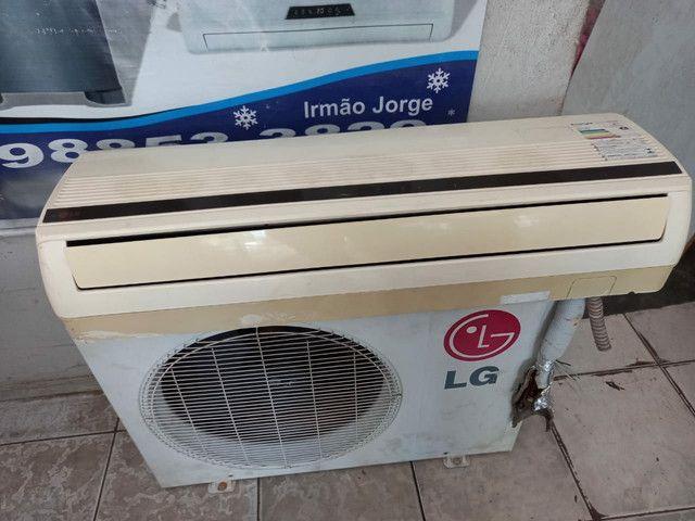 Vendo ar condicionado LG  - Foto 2