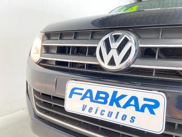 Volkswagen Amarok Highline 2.0 16V TDI 4x4 Dies. Aut 2014 - Unico dono - Revisada - Foto 7