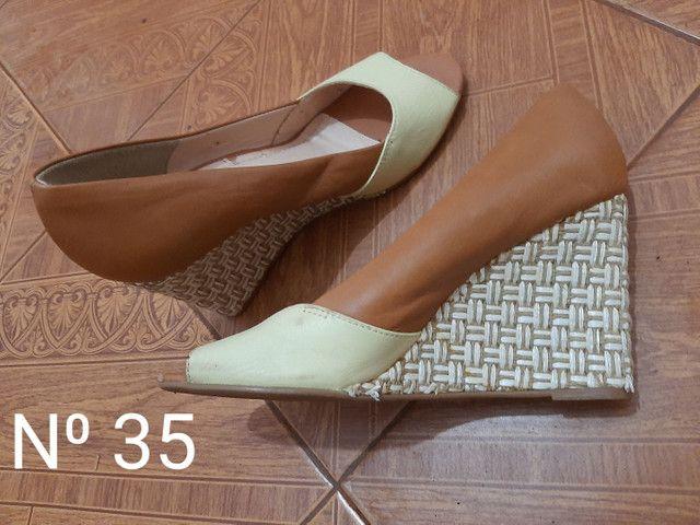 Sapatos de salto  - Foto 5