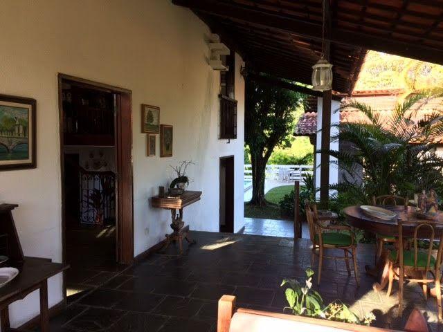 Casa em Cond. em Aldeia 5 Quartos 3 Suítes 450m² c/ Piscina - Foto 15