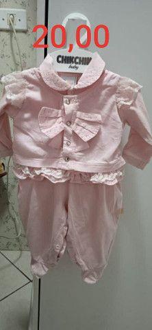 TorrrO roupa de bebe tm P - Foto 2