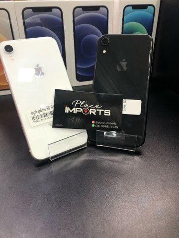 iPhone XR 64Gb, loja física e entregamos em toda Bh e região  - Foto 2