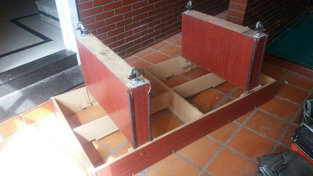 Mesa sinuca - para conserto - Foto 2