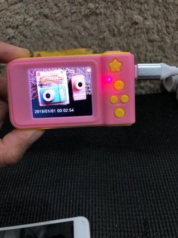 Promoção Mini Câmera com Entrada para Cartão de Memoria, Nova, Entregamos - Foto 4