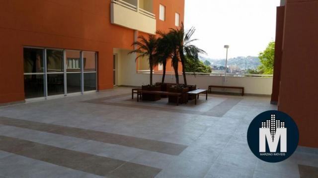 Excelente investimento Apto Mobiliado 73m², 3 Dorms , 2 Vagas - Barueri! - Foto 17