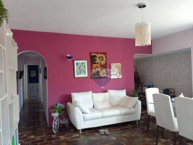 Apartamento com 3 dormitórios à venda, 104 m² por R$ 290.000,00 - Graças - Recife/PE - Foto 3