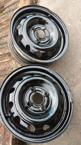 Rodas de ferro 13  - Foto 2