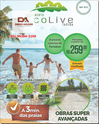 Lotes EcoLive Tapera &¨%$# - Foto 2