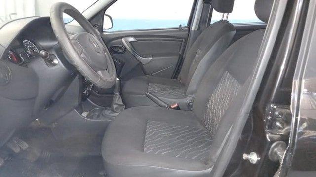 Renault Logan Authentique Hi-flex 1.0 4p 2012 - Foto 7