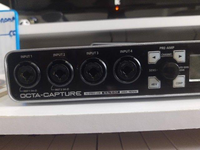 Interface Roland Octa-Capture - Foto 2