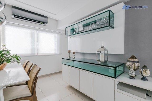 Apartamento  nos Aflitos, 75m2, 3 quartos, 2 suítes, 2 vagas soltas e mobiliado - Foto 7