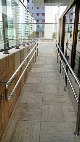JS- Lindo apartamento de 2 quartos (58m²) - Edf. Green Life Boa Viagem - Foto 13