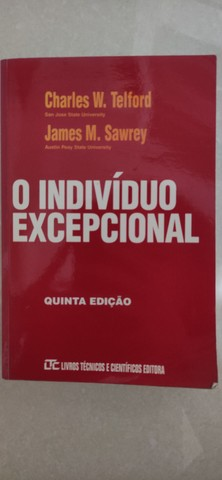 Conjunto de livro de psicologia